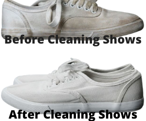 Cleaning Shows