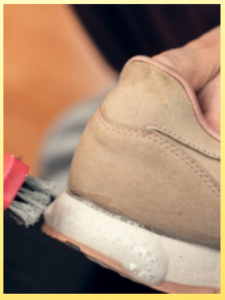 How to Clean The Soles of Shoes