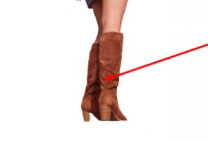 How to Make Over the Knee Boots Stay Up