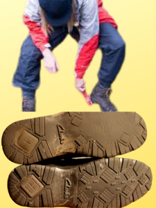 how to clean bottom of shoes to look new